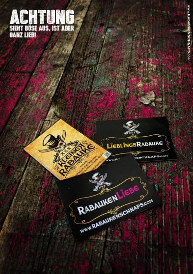 Rabauken Liebe & Lieblings Rabauke A2 Plakat
