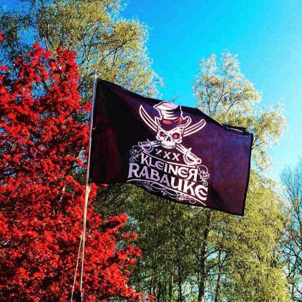 Kleiner Rabauke Fahne